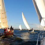 Varianta 44 auf der Ostsee