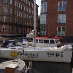 Im Stralsunder Hafen