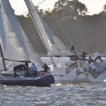 Yachtcharter in Stralsund Wettrennen